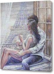 Постер Свидание в Париже.
