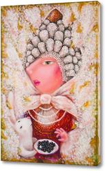 Картина Княгиня Черёмухова