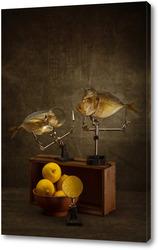Постер Разговор двух Вомеров о свойствах лимона