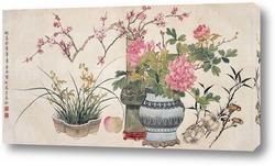 Картина Картина Ятонг Ма