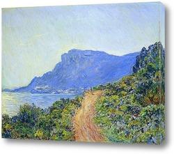 Горная дорога Монако