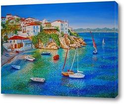 Картина Солнечная Греция