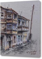 Постер Старый дом