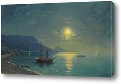 Картина Вечер в Крыму