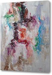 Картина Рапсодия дождевых капель