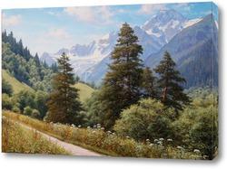 Постер Архыз, гора София