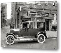Южный Мидтаун. Небоскреб Flatiron Building. 1902 г.