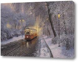 Постер Городской трамвай...