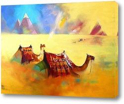 Постер Египетская жара