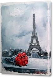 Букет для парижанки