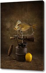 Постер Вомер и Паяльная лампа
