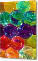 Постер Гидрогелевые шарики