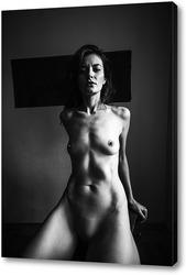 Эротический портрет девушки