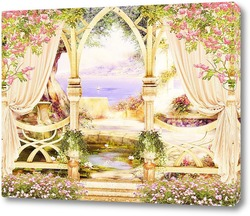 Постер Нежность и романтика