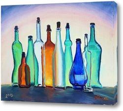 Картина Glass. Стекло.