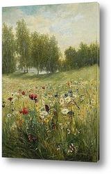 Постер Летнее цветение