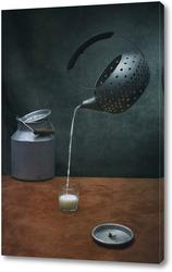 Постер Чайник молока