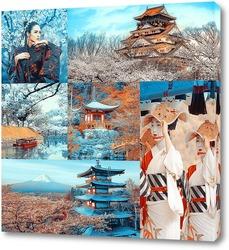 Постер Этническая Япония