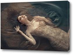 Постер В тёмных водах