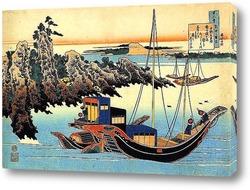 Картина Пристань
