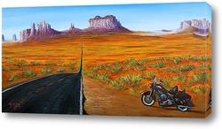 Постер Route 66