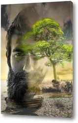 Постер Мужской взгляд