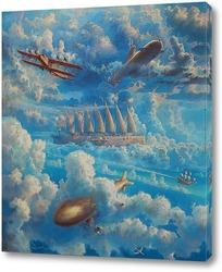 Картина сон Капитана