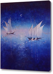 Постер Голубая путина