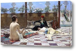 Картина Турецкие женщины