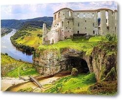 Постер Замок в Яновце