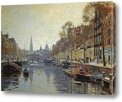 Картина Амстердам