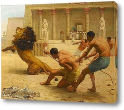 Картина Древний спорт