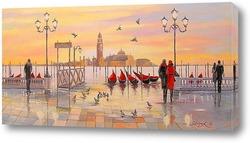 Утренняя Венеция