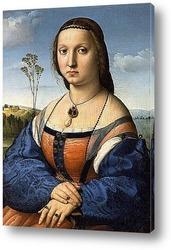 Картина Портрет Магдалены Строцци Дони