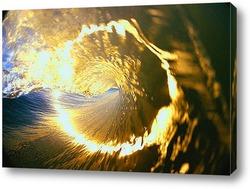 Постер Wave123