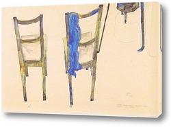 Картина Искусство не может быть современным; Искусство вечно - 22-4-1912