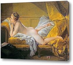 Постер Светловласая одалиска (Портрет м-зель Луизы О Мерфи)