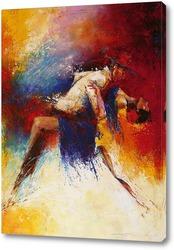 Постер В ритме страсти и кипящей крови