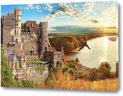 Постер Замок Рейнштайн