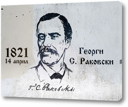 Картина Георги С. Раковски