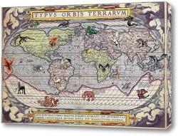 Древний мифический мир