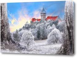 Постер Смоленицкий замок