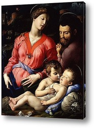 Постер Семья святого Панчиатичи