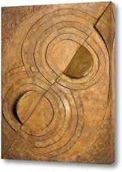 Картина Рельефная бронза