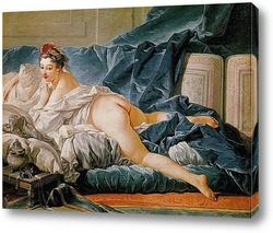 Картина Браун Одалиска, 1745