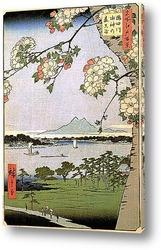 Постер 100 просмотров Эдо
