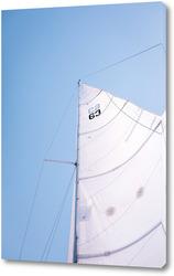 Постер Парус ждущий ветра