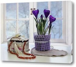 Постер В ожидании весны