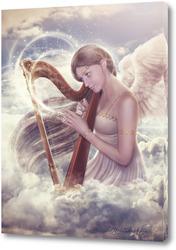 Картина Небесная мелодия
