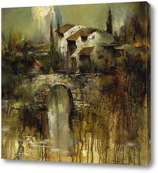 Постер Тоскана